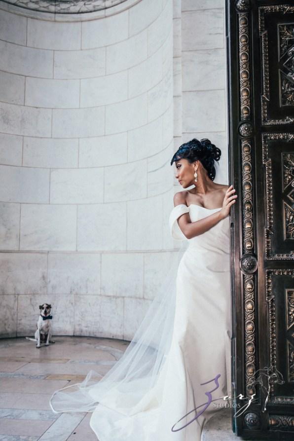 Bandana: Ana + Dana = Freaking Stylish Manhattan Wedding by Zorz Studios (61)
