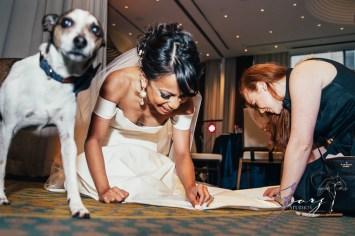 Bandana: Ana + Dana = Freaking Stylish Manhattan Wedding by Zorz Studios (52)