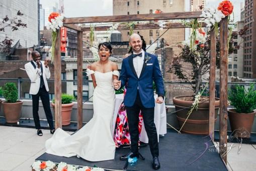 Bandana: Ana + Dana = Freaking Stylish Manhattan Wedding by Zorz Studios (40)