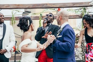 Bandana: Ana + Dana = Freaking Stylish Manhattan Wedding by Zorz Studios (34)