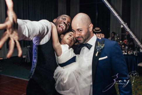 Bandana: Ana + Dana = Freaking Stylish Manhattan Wedding by Zorz Studios (10)