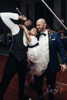 Bandana: Ana + Dana = Freaking Stylish Manhattan Wedding by Zorz Studios (9)