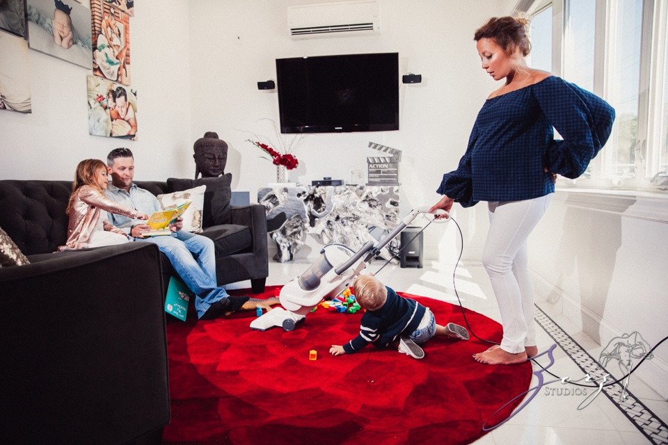 Cuatro+: Whimsical Family Maternity Session by Zorz Studios (22)