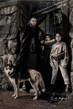 Game of Thrones Inspired Birthday Photoshoot by Zorz Studios (16)