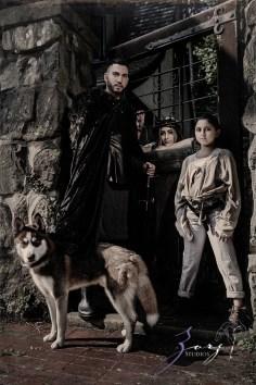 Game of Thrones Inspired Birthday Photoshoot by Zorz Studios (16)