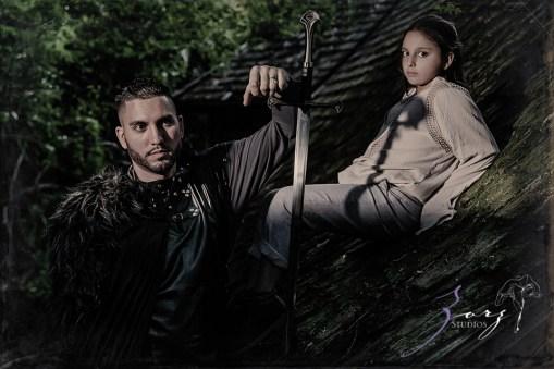 Game of Thrones Inspired Birthday Photoshoot by Zorz Studios (7)