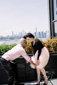 Sound Advice: Gloria + Edmond = Funny Engagement Photos by Zorz Studios (6)
