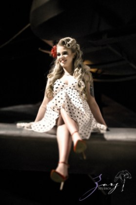 Pin-up Wings: Sam + Connor = Vintage Military Engagement Shoot by Zorz Studios (26)