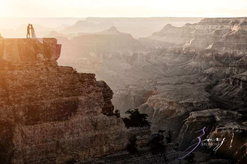 Ikara: Epic Beauty Portraits in Grand Canyon and Antelope Canyon by Zorz Studios (8)