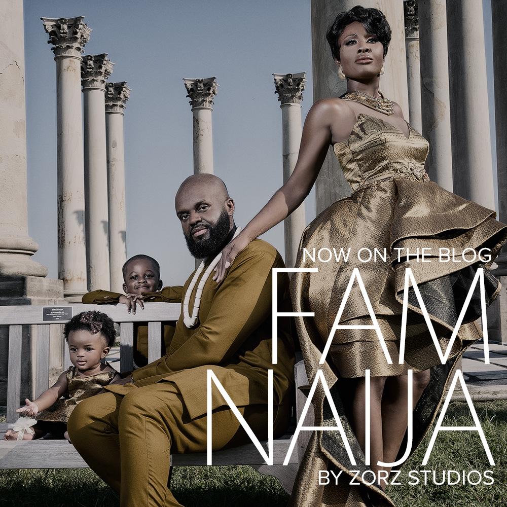 Fam Naija: Vogue-esque Nigerian Family Photoshoot by Zorz Studios (1)