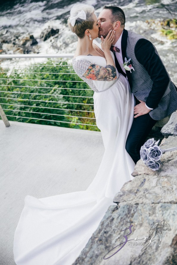 Vetz: Nicki + Adam = Industrial-Chic Wedding by Zorz Studios (79)