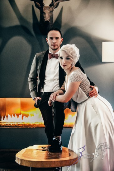 Vetz: Nicki + Adam = Industrial-Chic Wedding by Zorz Studios (71)