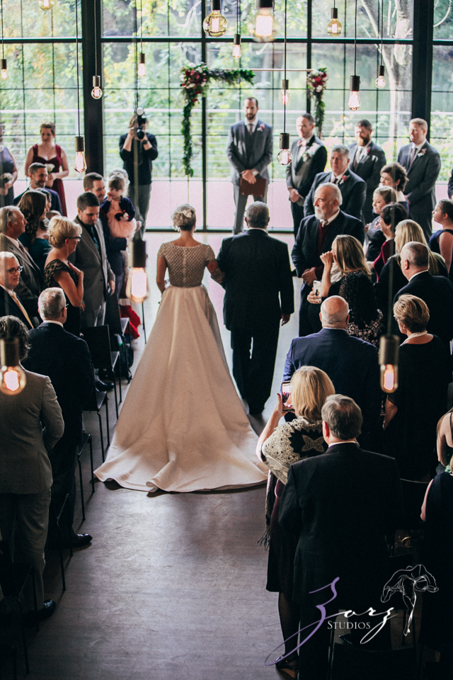 Vetz: Nicki + Adam = Industrial-Chic Wedding by Zorz Studios (56)