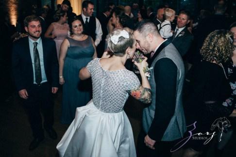 Vetz: Nicki + Adam = Industrial-Chic Wedding by Zorz Studios (21)