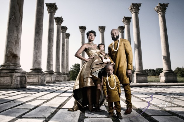 Fam Naija: Vogue-esque Nigerian Family Photoshoot by Zorz Studios (12)