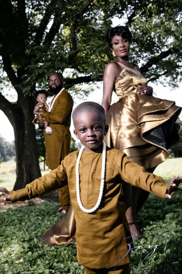 Fam Naija: Vogue-esque Nigerian Family Photoshoot by Zorz Studios (5)
