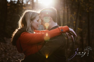 Veritas: Haley + Robert = Natural Beauty Engagement Session by Zorz Studios (3)