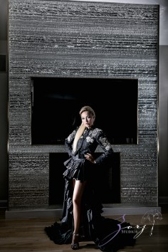 High Glass: Beauty of Lillian Gorbachincky of Cosmopolitan Glass, Squared | Zorz Studios (7)