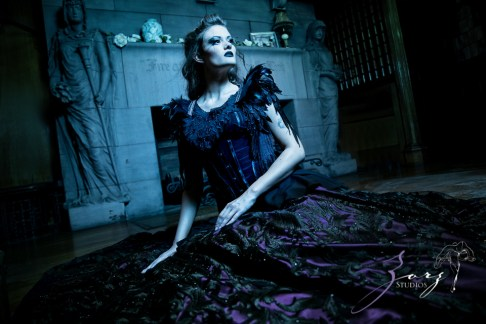 Horst Couture: Dark Fashion in Color by Zorz Studios (32)