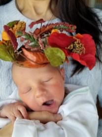 Veya: Newborn Photo Shoot for Nature's Child by Zorz Studios (26)