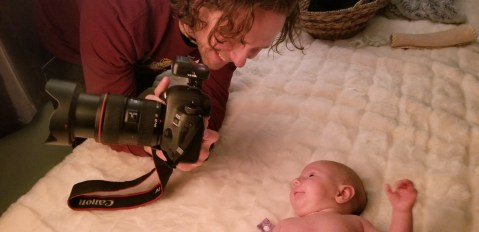 Veya: Newborn Photo Shoot for Nature's Child by Zorz Studios (24)