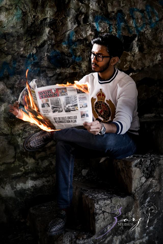 Bollyruth: High-Energy Photoshoot for Young Bollywood Actor Ruthvik Reddy Kondakindi by Zorz Studios (15)