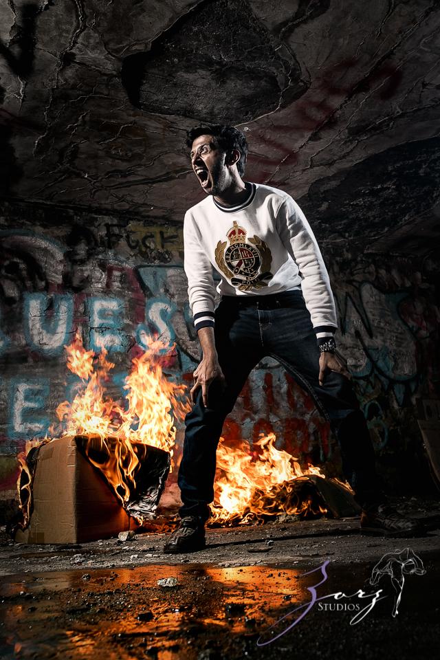 Bollyruth: High-Energy Photoshoot for Young Bollywood Actor Ruthvik Reddy Kondakindi by Zorz Studios (10)