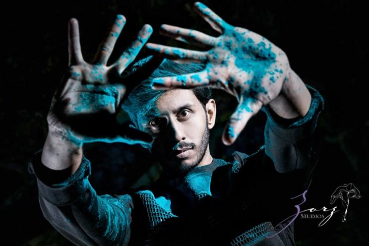 Bollyruth: High-Energy Photoshoot for Young Bollywood Actor Ruthvik Reddy Kondakindi by Zorz Studios (5)