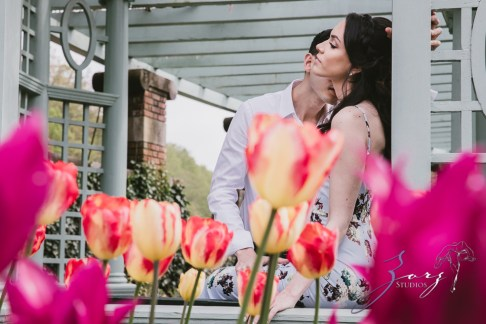 No Bounds: Ilana + Igor = Old Westbury Gardens Engagement Session by Zorz Studios (27)