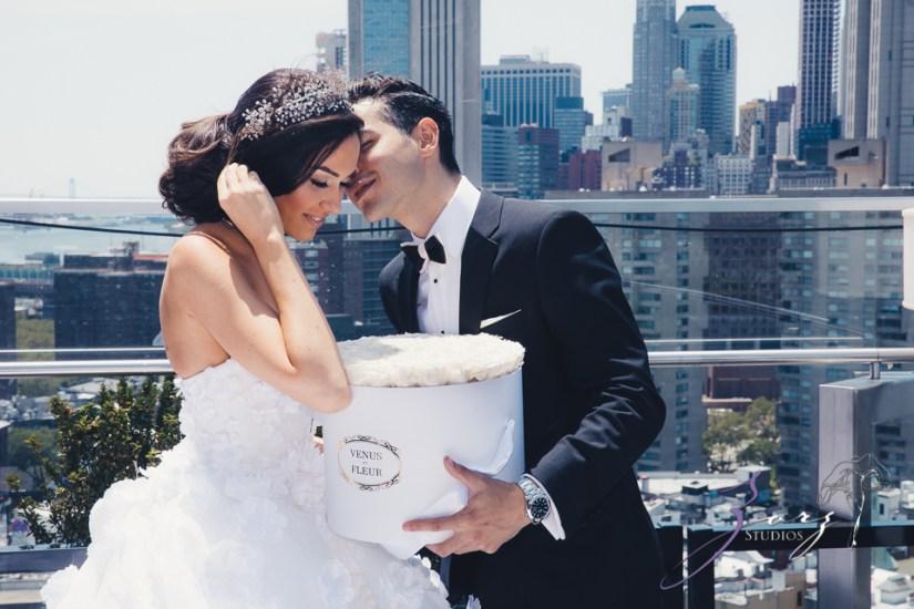 Starlets: Ilana + Igor = Posh Bukharian Jewish Wedding by Zorz Studios (100)