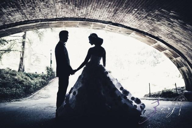 Starlets: Ilana + Igor = Posh Bukharian Jewish Wedding by Zorz Studios (84)
