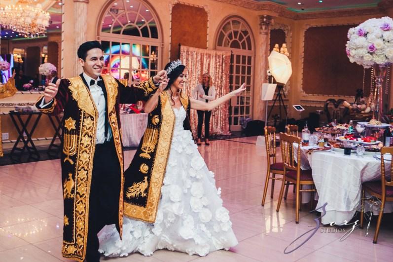 Starlets: Ilana + Igor = Posh Bukharian Jewish Wedding by Zorz Studios (14)