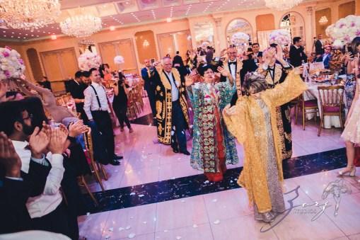 Starlets: Ilana + Igor = Posh Bukharian Jewish Wedding by Zorz Studios (13)