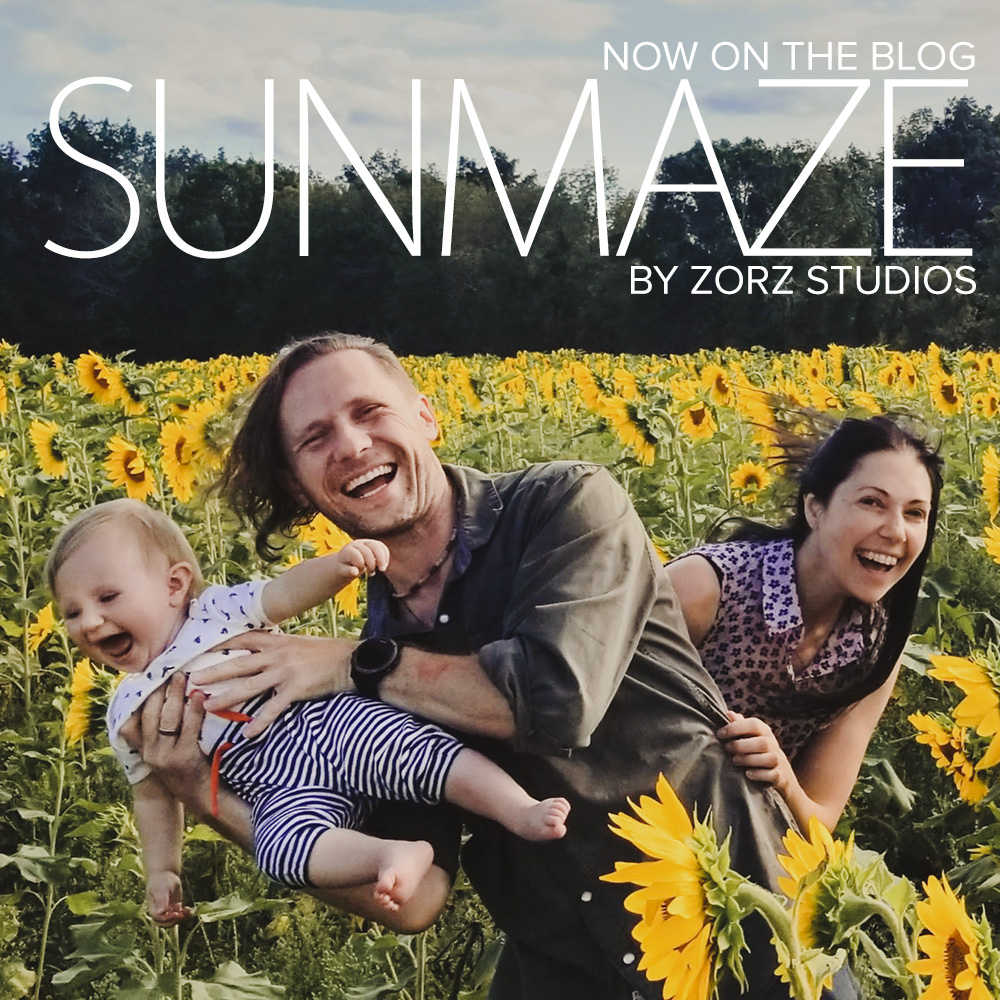 Sunmaze: My Family in Sunflowers by Zorz Studios (2)