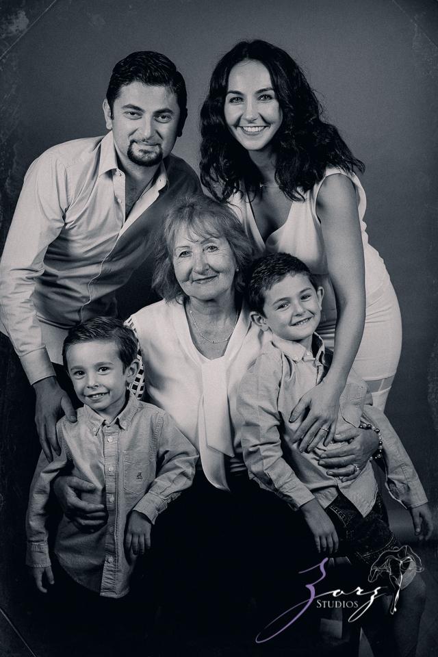 Savta: A Tribute Through Grandmother's Portraits by Zorz Studios (6)