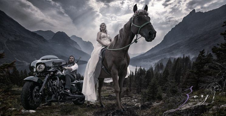 Aslewwish: Modern Viking Wedding in Ohio by Zorz Studios (2)