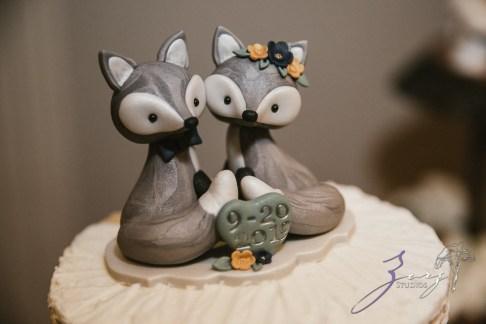 Aslewwish: Modern Viking Wedding in Ohio by Zorz Studios (32)