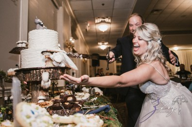 Aslewwish: Modern Viking Wedding in Ohio by Zorz Studios (22)