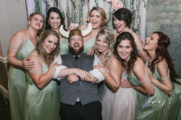 Aslewwish: Modern Viking Wedding in Ohio by Zorz Studios (13)