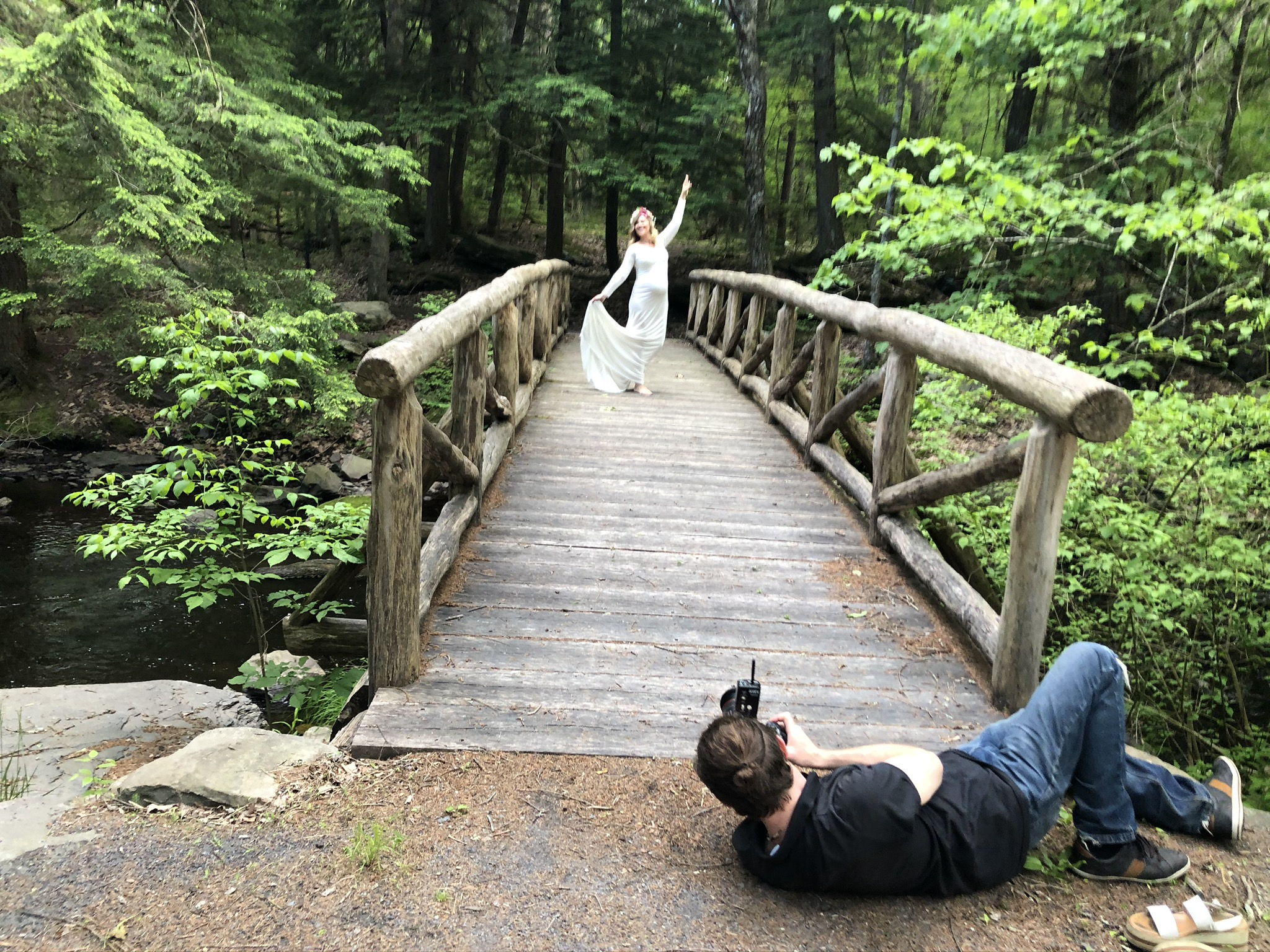 Tesori: Maternity Photoshoot in Poconos by Zorz Studios (4)