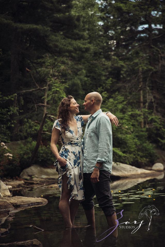 High: Lake Minnewaska Engagement by Zorz Studios (17)