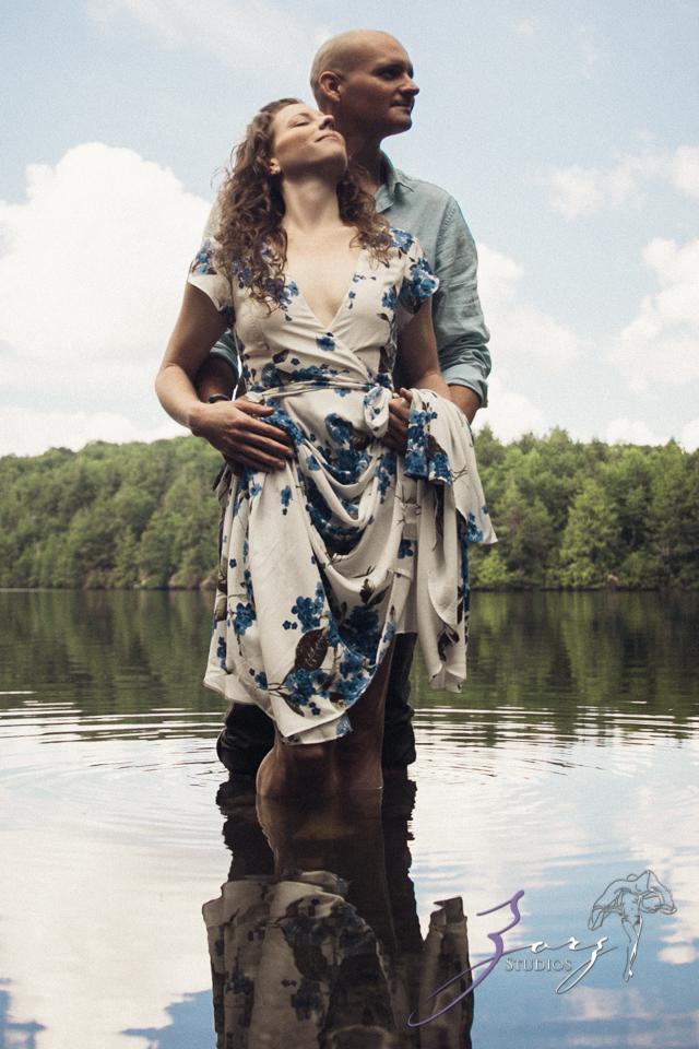 High: Lake Minnewaska Engagement by Zorz Studios (14)