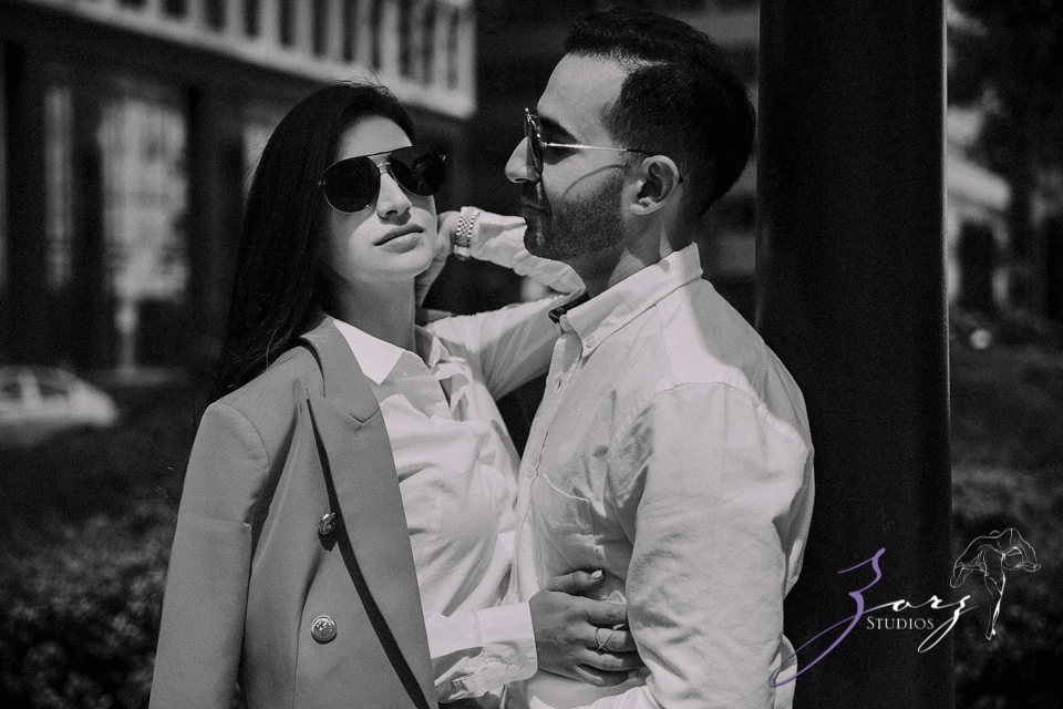 Shades: All-Day Chic Engagement Session in NYC by Zorz Studios (28)
