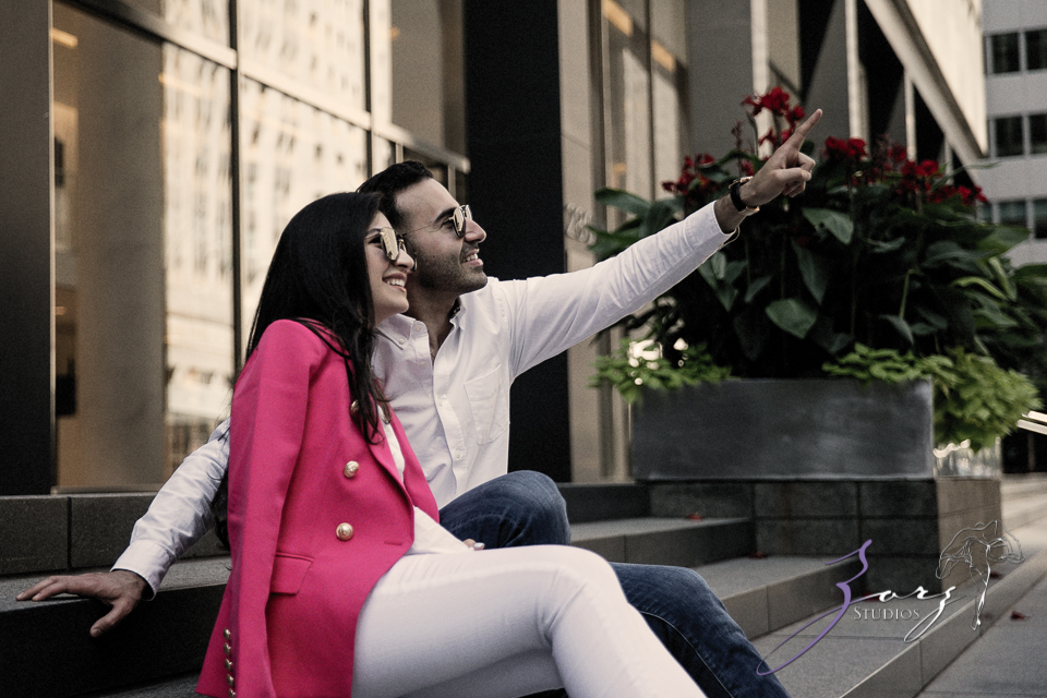 Shades: All-Day Chic Engagement Session in NYC by Zorz Studios (27)