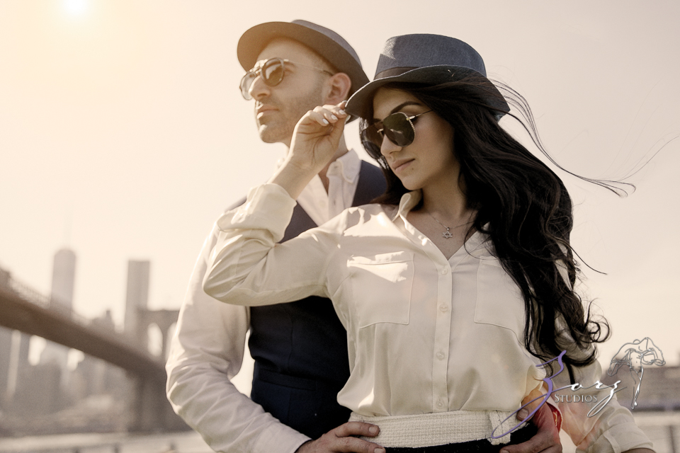 Shades: All-Day Chic Engagement Session in NYC by Zorz Studios (20)