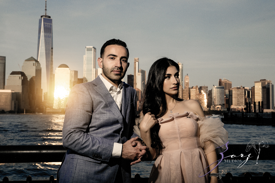 Shades: All-Day Chic Engagement Session in NYC by Zorz Studios (13)