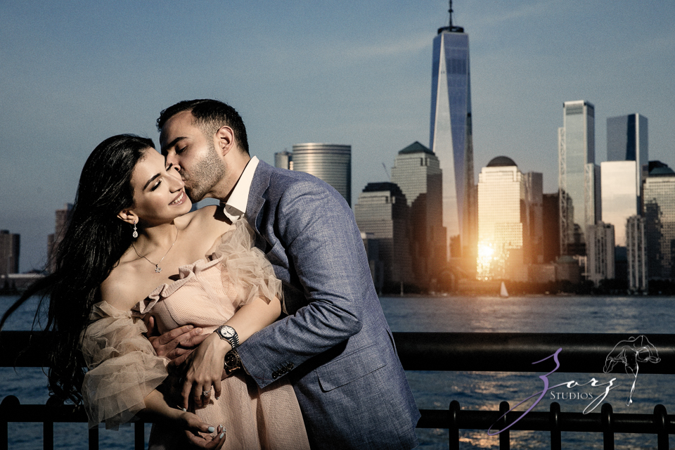 Shades: All-Day Chic Engagement Session in NYC by Zorz Studios (12)