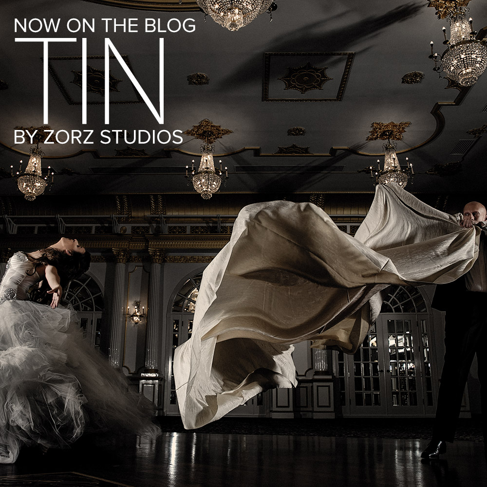 Tin: 10 Year Anniversary Photoshoot by Zorz Studios