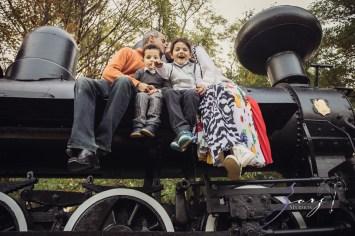 MZ Squared: Fall Foliage Family Photos by Zorz Studios