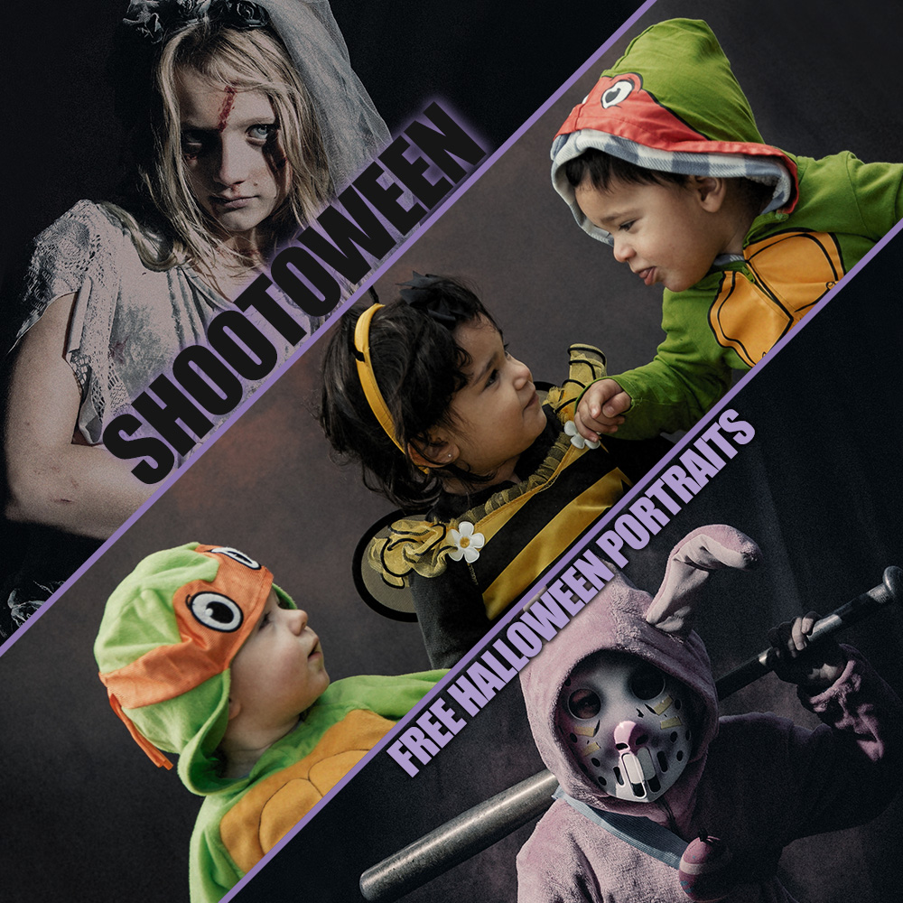 Shootoween 2020: Free Halloween Portraits in Poconos